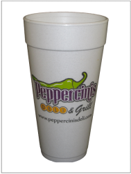 Cup Printing Peppercinis