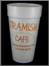 Cup Printing Tiramisu 3 Colors
